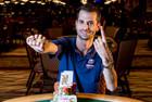 Shai Zurr Speeds to Second Israeli Bracelet in Event #65: $1,000 No-Limit Hold'em (30 Minute Levels)