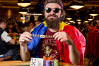 Alexandru Papazian Wins Event #60: $888 Crazy Eights No-Limit Hold'em 8-Handed ($888,888)