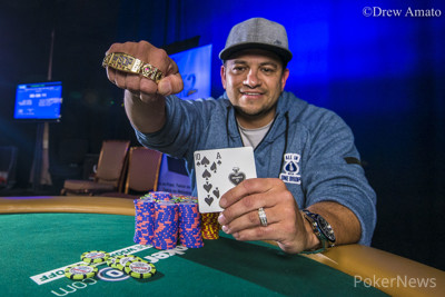 Adrian Moreno Wins Event 74!