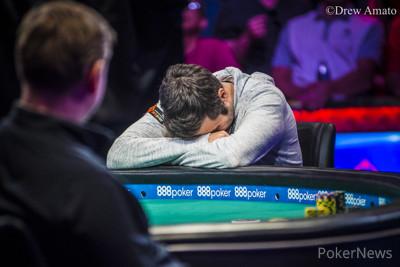 Richard Dubini Eliminated