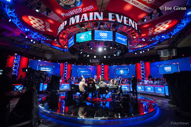 Poker tournament 2018 final table full