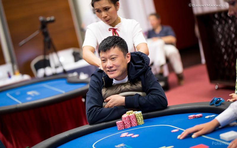 Wang 'Shanghai Wong' Qiang
