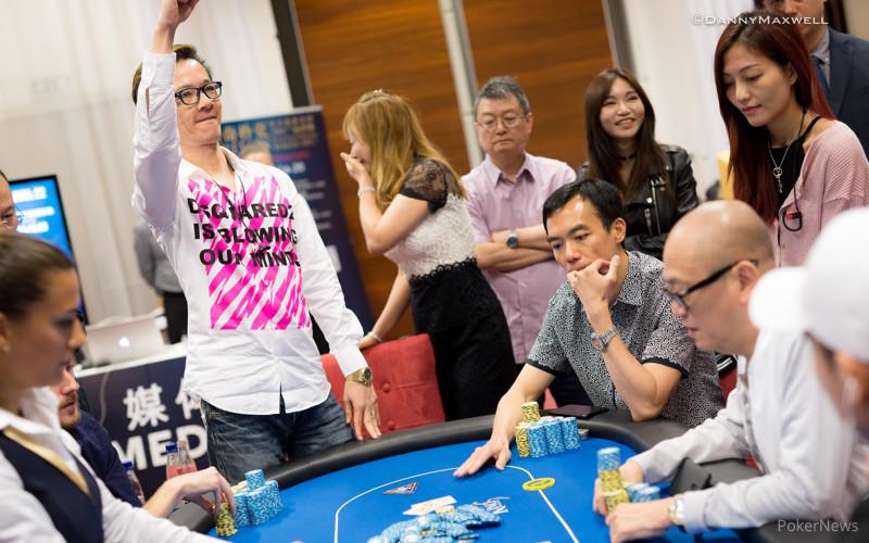 Peter chan poker poker intelligence artificielle