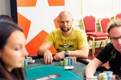 Razvan Cetanas (9th - €10,104)
