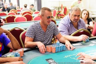 Yuriy Kudrynskyy (8th - €12,790)