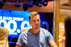 Steffen Sontheimer eliminated in 3rd place