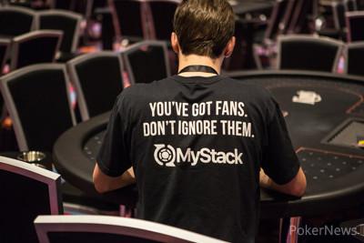 PokerNews MyStack