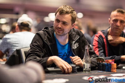Martin Kabrhel Among Day 1c chip leaders