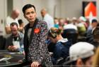 Quan Zhou in the PokerStars Championship Barcelona €50,000 Super High Roller