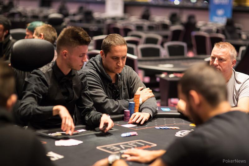 Benoit benjamin poker whats a poker