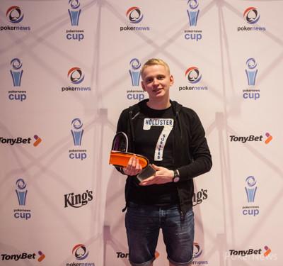 Vladzislau Hladkovski Wins