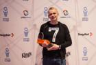 Vladzislau Hladkovski Wins €230 TonyBet OFC Progressive Pineapple at PokerNews Cup