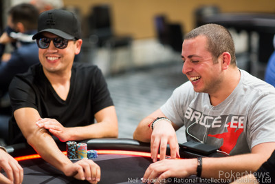 Monte Carlo champion Raffaele Sorrentino among big stacks heading into Day 3