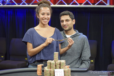 Ben Zamani wins River Poker Series Main Event