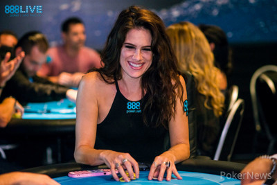 Tiffany Michelle Wins the Celebrity Invitational While Sofia Lövgren Takes  Down the Flop O Mania Launch Event; Day 1e and Day 1f Kickoff Today | 2017  888Live Poker Festival Sao Paulo | PokerNews