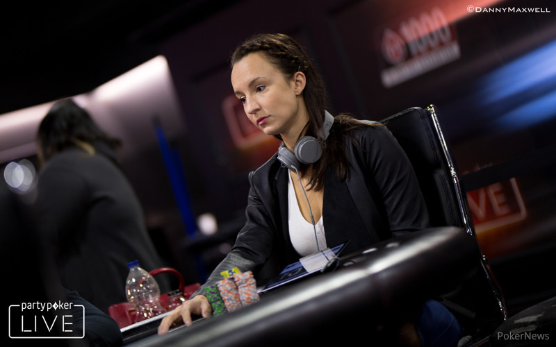 Ema Zajmovic Eliminated in 11th Place ($16,000)  2017 Playground Poker Club and partypoker