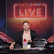 Kevin Rivest - Playground Poker Club and partypoker World Cup of Cards$2,200 partypoker Canadian Poker Championship Winner 2017