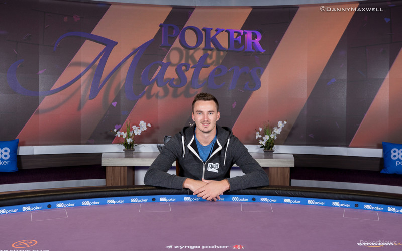 Steffen Sontheimer - 2017 Poker Masters Event 2 Winner
