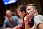 Steffen Sontheimer currently leads Poker Masters