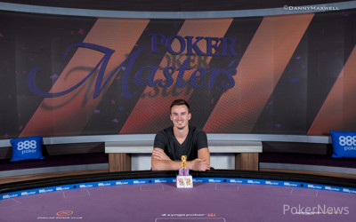 Steffen Sontheimer - 2017 Poker Masters Event 5 Winner