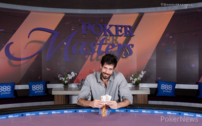 Nick Schulman - 2017 Poker Masters Event 1 Winner