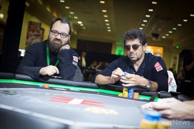 Patrick Bruel Eliminated 2017 Winamax Poker Open Dublin Pokernews