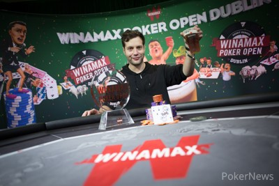 Otto Richard - Winamax Poker Tour Dublin Champion