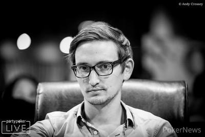 Martin Lechner is Grand Prix Austria Main Event runner-up