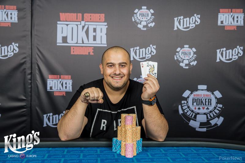 Fe poker term