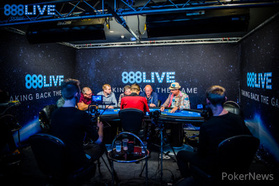 2018 World Series of Poker Europe