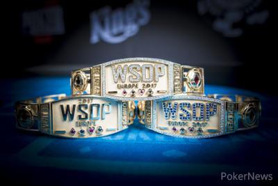WSOPE Bracelets