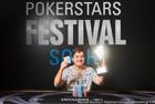 Kiryl Radzivonau Wins PokerStars Festival Sochi High Roller for 3,000,000 RUB