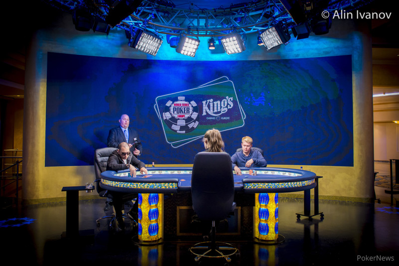 WSOPE Event #1: Monster Stack Heads-Up