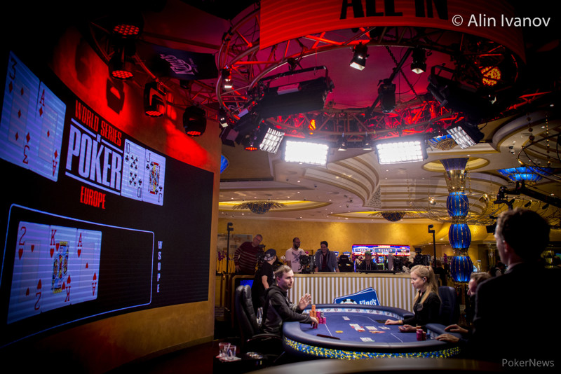 WSOPE Event #3 Heads-Up