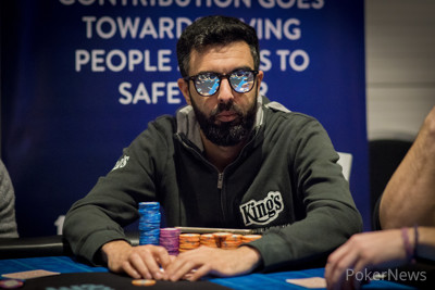 Liran Twito Leads 31 Players Into Day 2