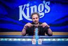 Theodore McQuilkin Wins WSOP Europe Event #4: €1,650 No-Limit Hold'em 6-Handed