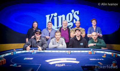 Final Table The Colossus