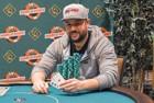 Justin Skamanis Dominates Event #2 for $40K Win