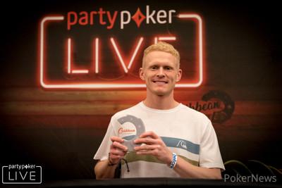 Preben Stokkan winner