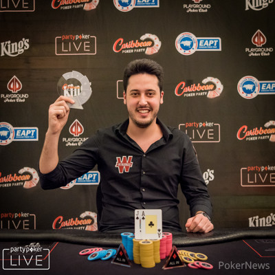 Adrian Mateos Champion