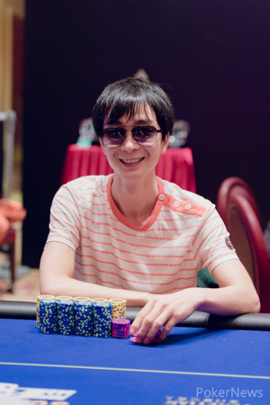All Live Reporting Jeffrey Lo content | Tags | PokerNews