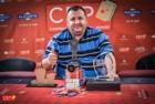 José María Echevarne Campeón de España de Poker; Gabriel Podovei campeón del Main Event en Peralada