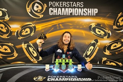 Igor Kurganov Wins the €25,500 Single-Day High Roller II