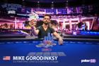 Last Years Champion Mike Gorodinsky