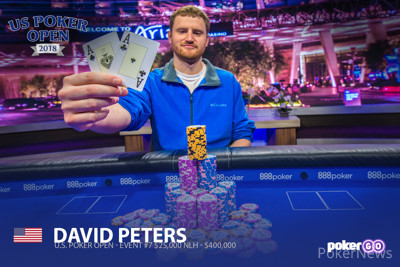 David Peters Wins Event 7!