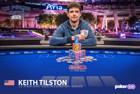 Keith Tilston Wins the USPO 50k NLH Event #8!