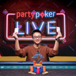 Chi Zhang wins the 2018 partypoker LIVE MILLIONS Germany €50,000 Super High Roller