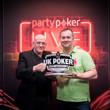 Chris Brice - partypoker LIVE UK Poker Championships £1,100 Main Event champion
