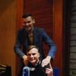 Mantas Bagočius ir Tomas Jozonis