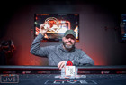 David Eldridge Wins partypoker MILLIONS North America $10,300 High Roller for $300,000!
